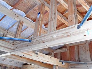 屋根・外壁を通気層工法01