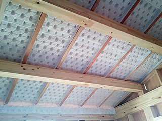 屋根・外壁を通気層工法03