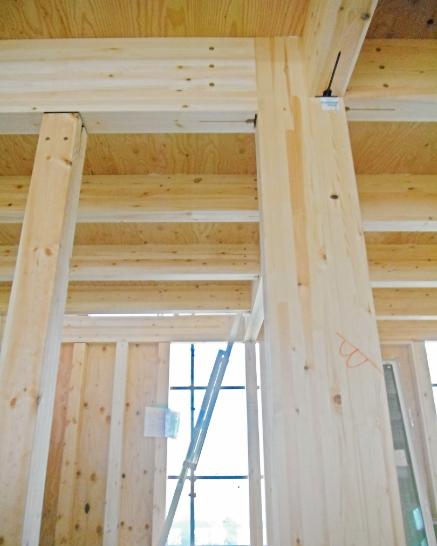 耐震等級最高レベル「3」 SE構法でつくる地震に強い家