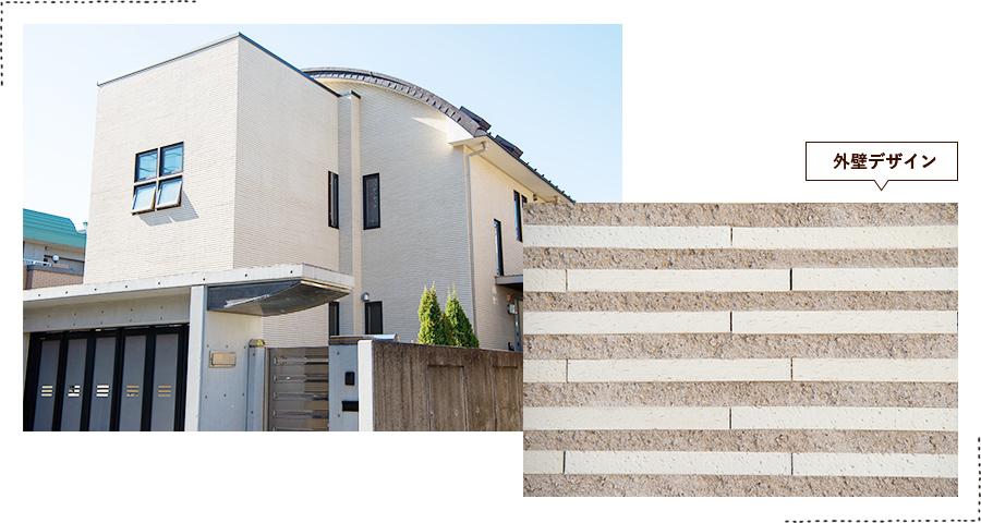 家の外観写真